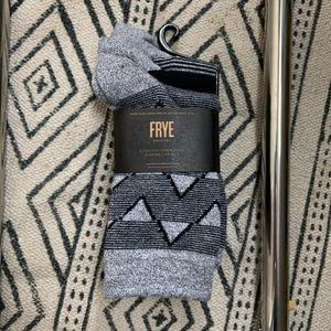 3 pair Frye socks